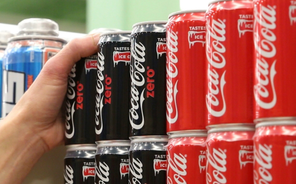 Coca-Cola's soft drink revenue grows thanks to smaller packs