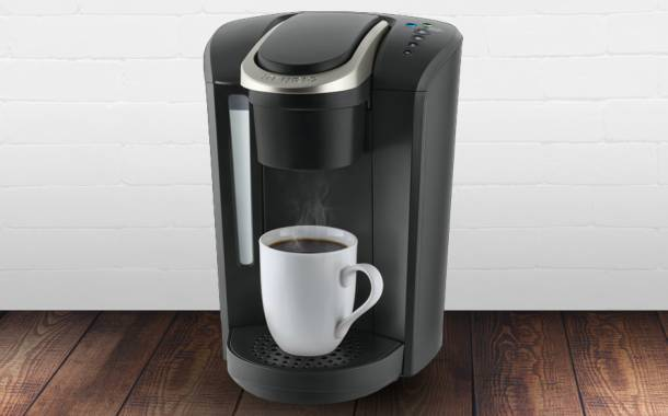 Keurig K-Select lets coffee lovers adjust the strength of each brew