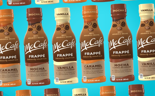 Coca-Cola follows Dunkin' Donuts partnership with new McCafé line