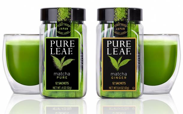Unilever launches matcha green tea offering from Pure Leaf brand