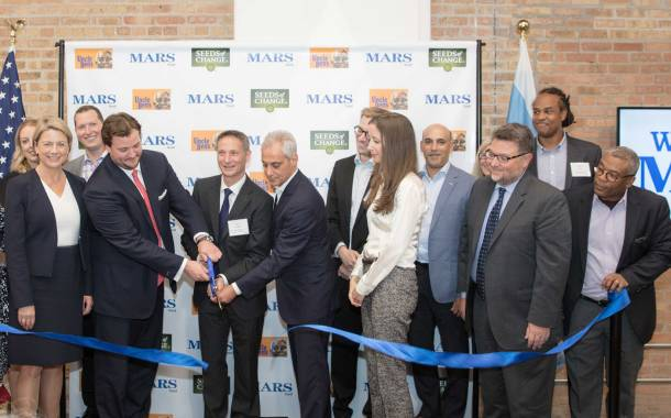 Mars Food moves North America HQ to Chicago, closer to Wrigley
