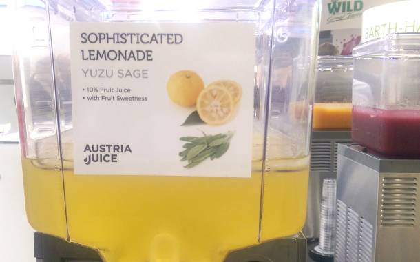 Video: Austria Juice creates sophinade beverages