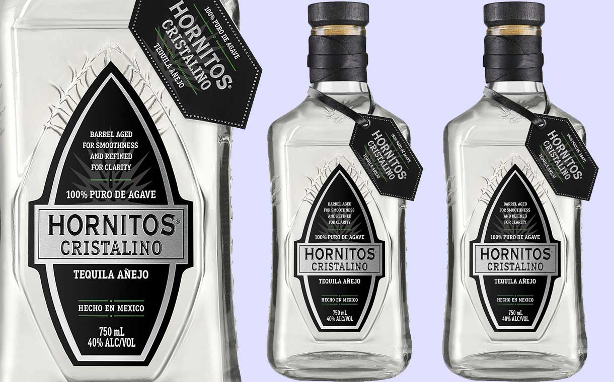 Beam Suntory launches Hornitos Cristalino triple-distilled tequila