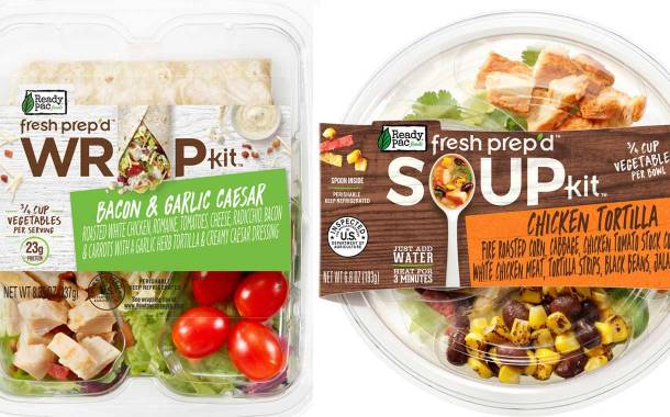 Ready Pac Foods unveils Fresh Prep'd soup and wrap kit range