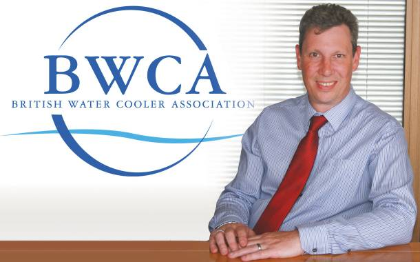 British Water Cooler Association appoints Jon Wicks as chairman
