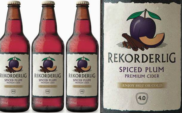 Molson Coors launches seasonal Rekorderlig spiced plum cider