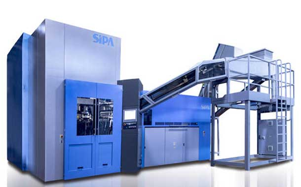 Video: SIPA unveils its XTRA rotary blow moulding machine