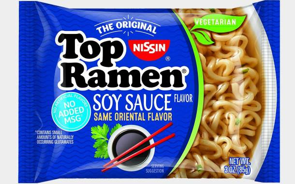 Nissin Foods updates Top Ramen recipe with no artificial flavours