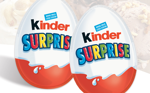 Unilever and Ferrero to team up in Europe over Kinder ice cream