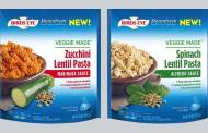 Birds Eye introduces range of frozen vegetarian pasta meals