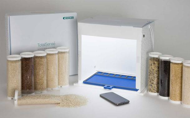 Bühler unveils new analyser to boost yield and quality of rice