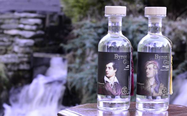 Speyside Distillery launches limited-edition Byron's Gin