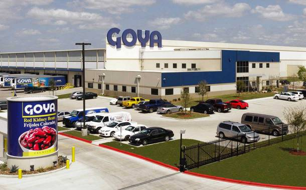 Goya Foods to nearly double the size of its Texas distribution site