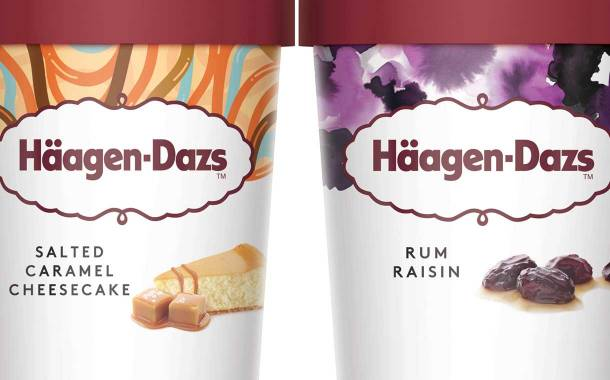Häagen-Dazs unveils seasonal ice creams for winter indulgence