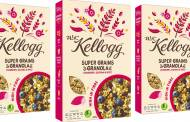 Kellogg targets health-conscious consumers with W.K.Kellogg line