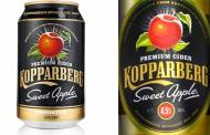 Kopparberg introduces sweet apple flavour to its range
