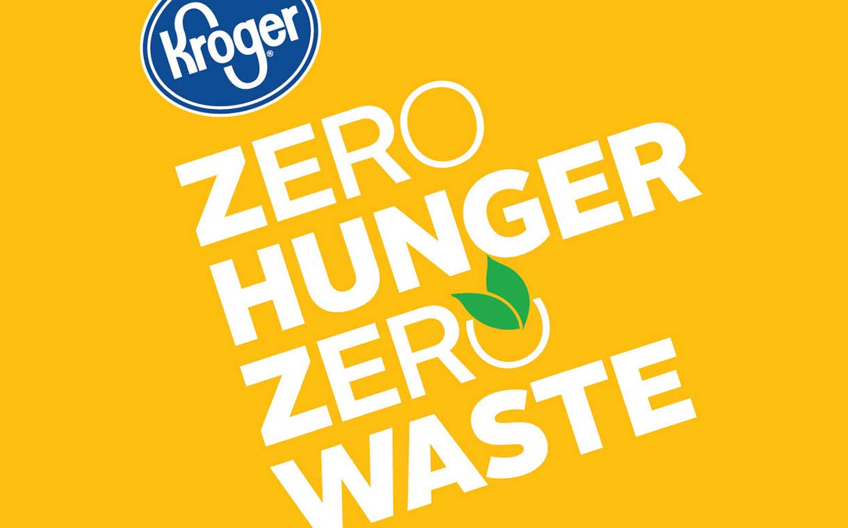 Kroger introduces ads to boost awareness of waste initiative