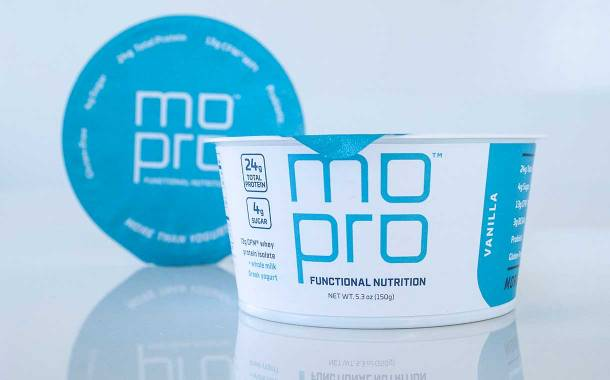 Mopro Nutrition unveils yoghurt infused with whey protein isolate