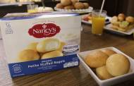 Kraft Heinz serves up Nancy's frozen bagels with Philadelphia