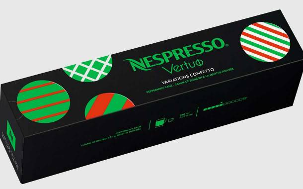 Nespresso introduces range of candy-inspired coffee capsules