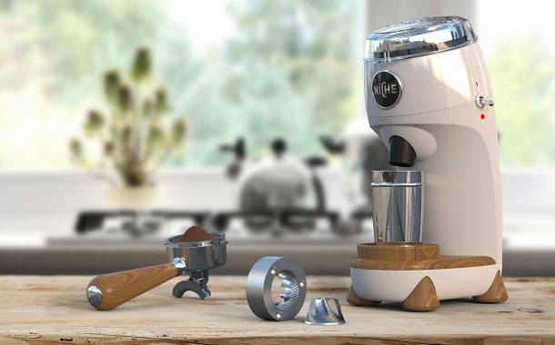 Niche Zero coffee grinder gives users extensive grind size control