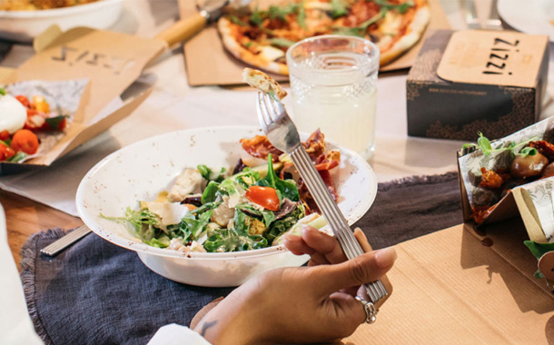Pearlfisher creates new takeaway experience for Zizzi