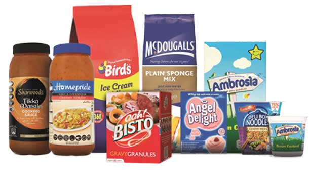 Premier Foods sales rise thanks to Batchelors and Angel Delight