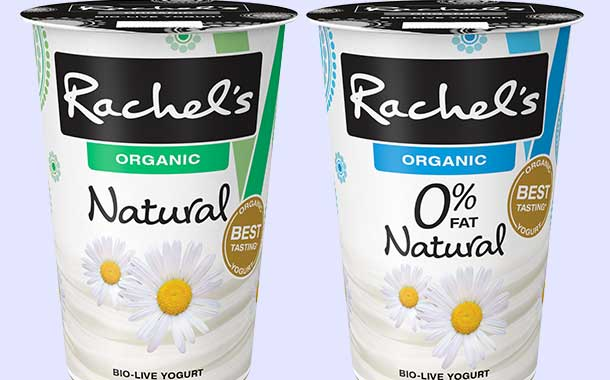 Rachel's Organic releases two 'premium and natural' yogurts