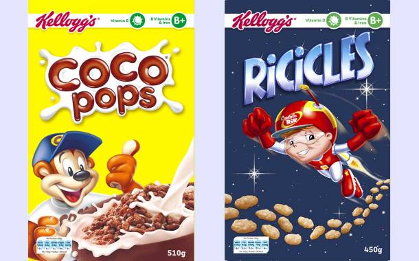 Kellogg UK to ditch Ricicles and cut sugar in cereals by up to 40%
