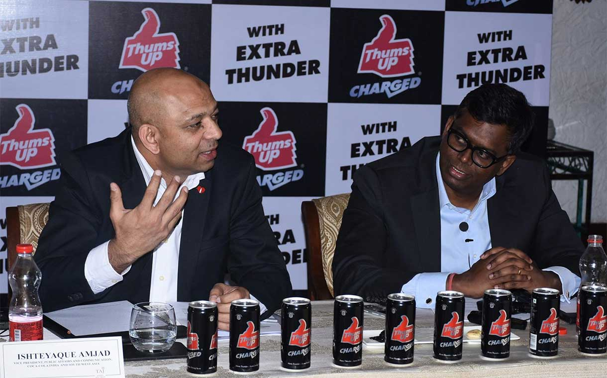 Coca-Cola India: Thums Up will be a $1bn brand in two years