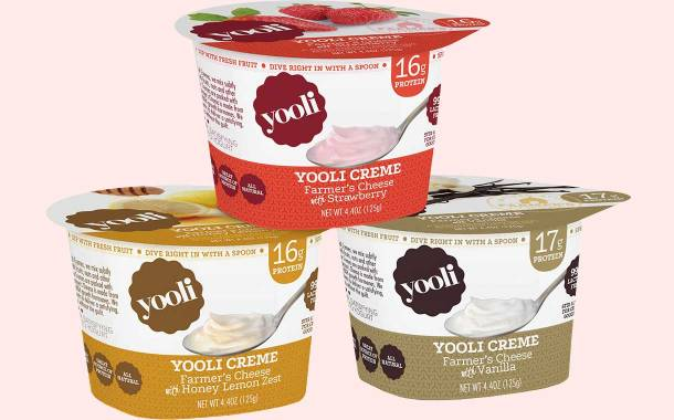 Yooli Foods rolls out fruit-flavoured cream cheeses