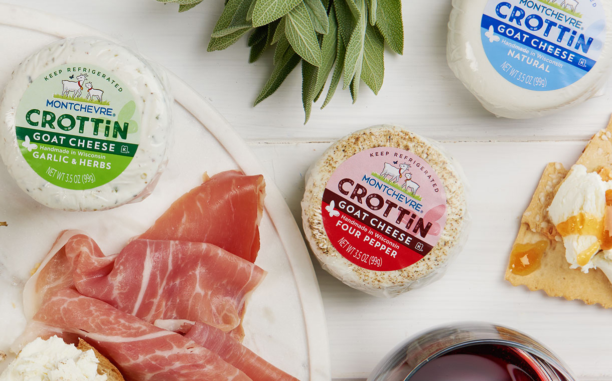 Saputo acquires American goat's cheese producer Montchevre
