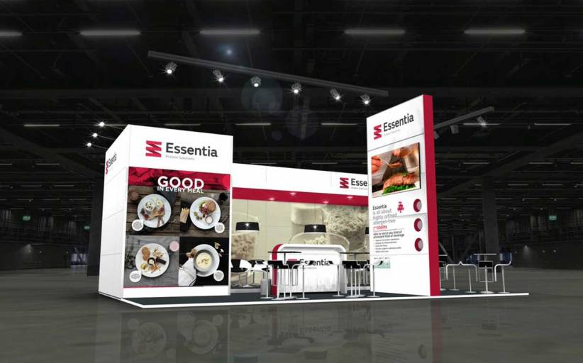 Video: Essentia Protein Solutions unveils nutritional calculator