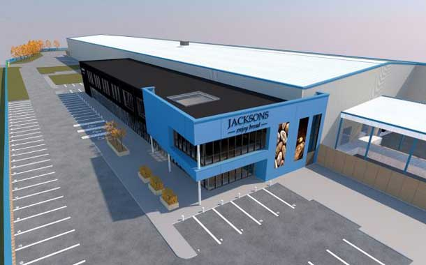 William Jackson Food Group to build new £40m bakery in Corby