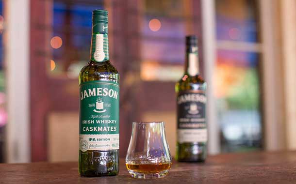 Jameson adds an IPA-finished whiskey to its Caskmates range