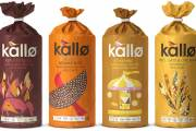 Wessanen launches high-protein range of Kallø lentil rice cakes