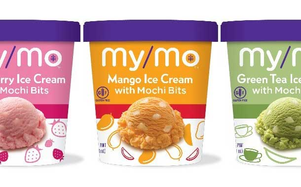 My/Mo Mochi unveils ice cream range containing mochi pieces