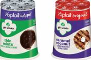 General Mills launches Girl Scout cookie-inspired range of yogurts
