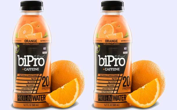 Agropur adds BiPro Caffeinated Protein Water to its portfolio