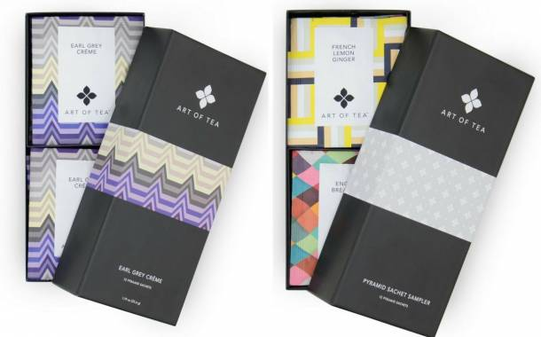 Art of Tea unveils new teabag sachet line as part of rebranding