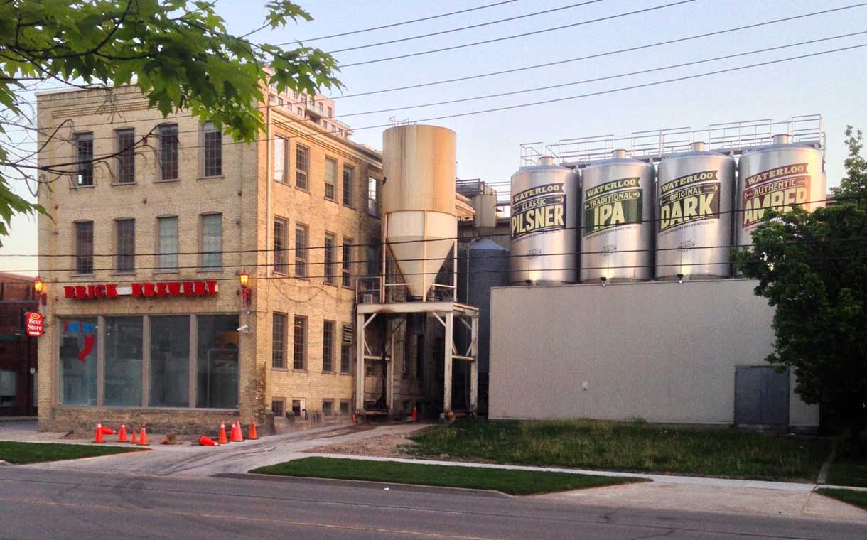 Brick Brewing Company invests $2.8m in its Ontario brewery