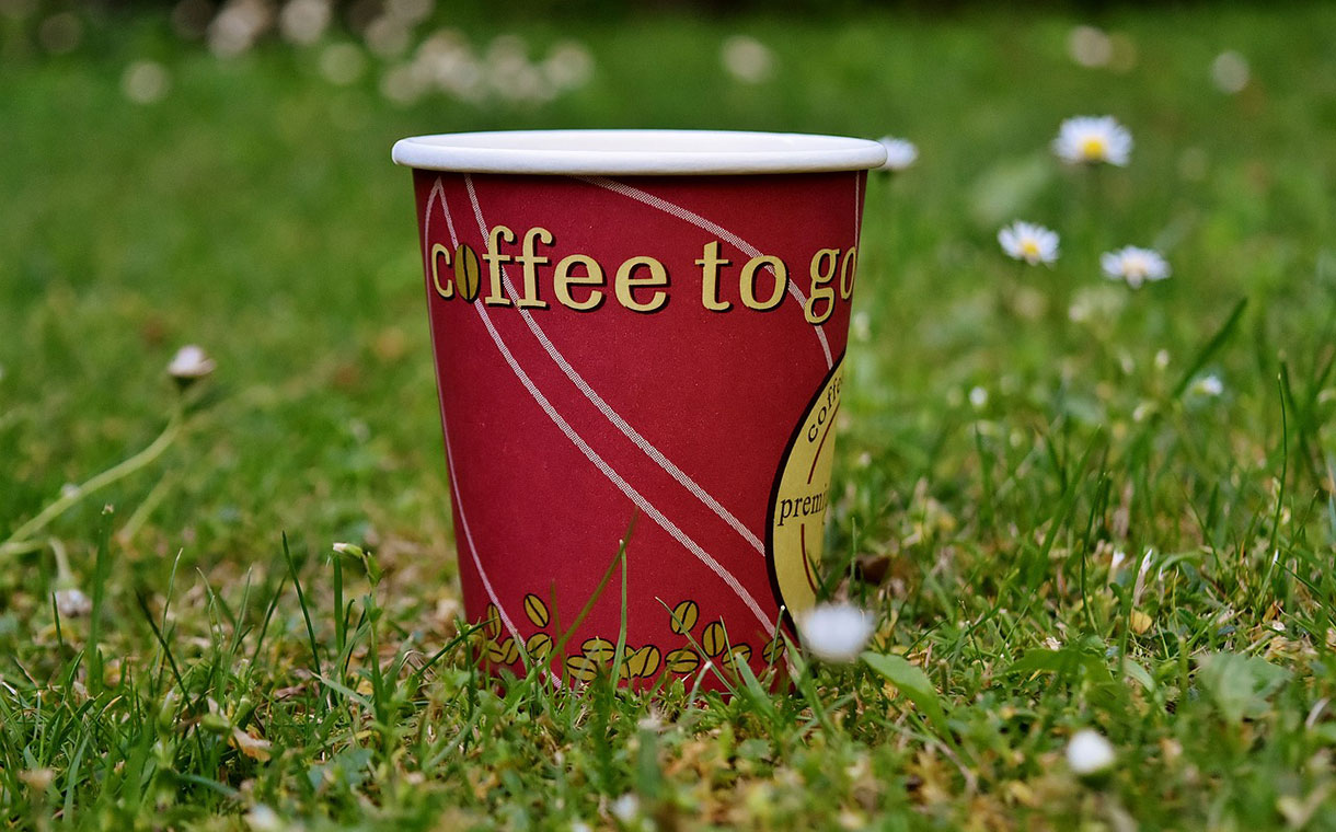 UK lawmakers call for 'latte levy' to cut levels of coffee cup waste