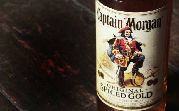 Diageo pulls Captain Morgan Snapchat ads over age concerns