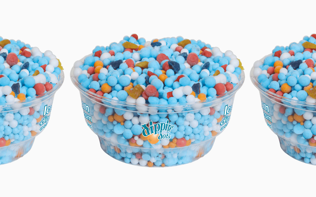 dippin dots case analysis Read how seko helped dippin' dots increase their point-of-sale presence and   and professional delivery of display assets, a case study from seko logistics.