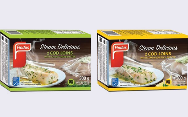 Findus targets busy consumers in Ontario with new frozen fish line