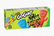General Mills and Mondelēz release Sour Patch Kids yogurt