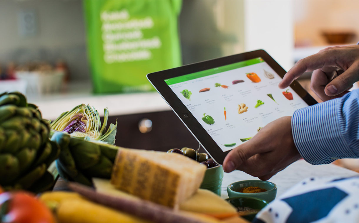 Instacart buys coupon start-up Unata to boost growth in