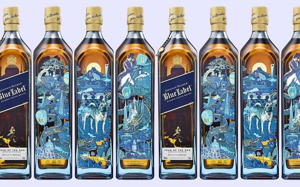 Limited-edition Johnnie Walker bottle celebrates year of the dog