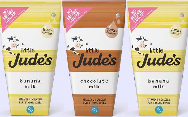 Jude's expands its Little Jude's line with two new flavoured milks