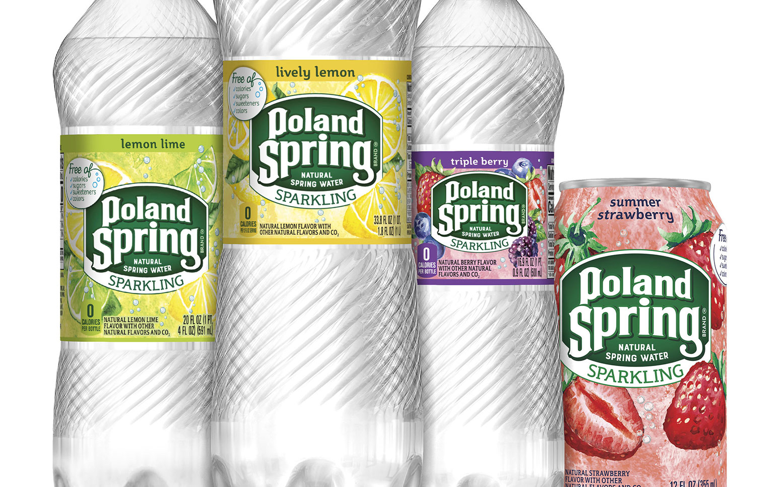 Nestl 233 Waters Updates Six Spring Water Brands With